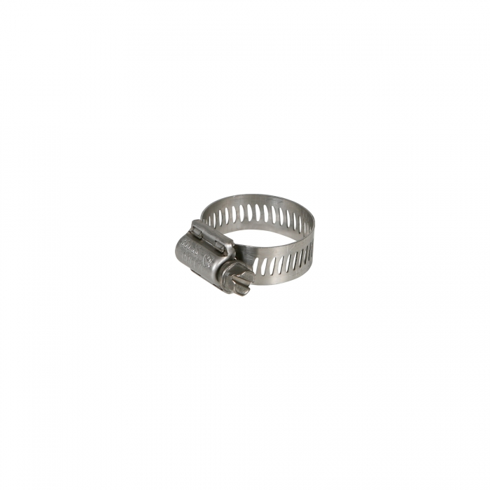 Stainless Steel Hose Clamp - #12 Fits 5/8