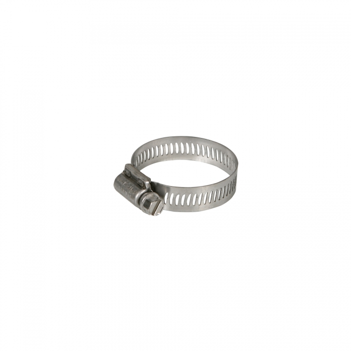 Stainless Steel Hose Clamp - #20 Fits 3/4