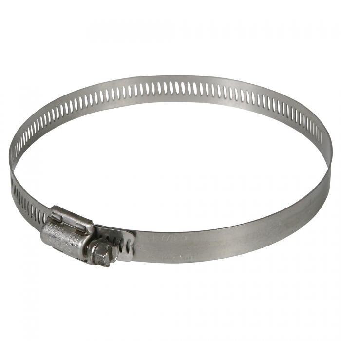 Stainless Steel Hose Clamp - #72 Fits 4