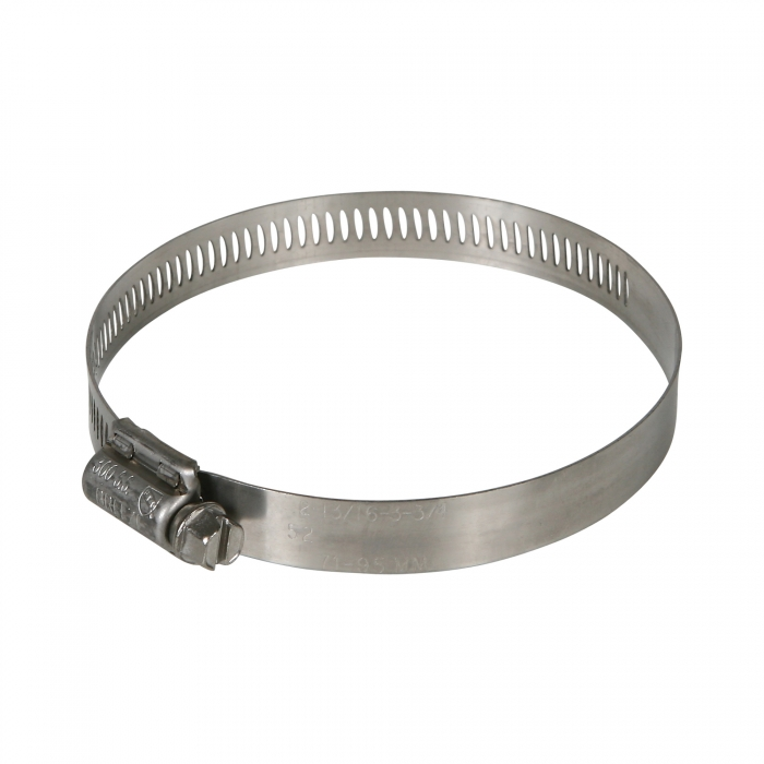 Stainless Steel Hose Clamp - #52 Fits 3 1/4 and 3 1/2
