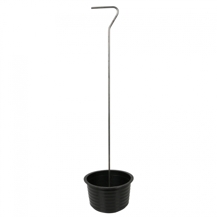6 inch Cup Gutter Plug With 28 inch Handle