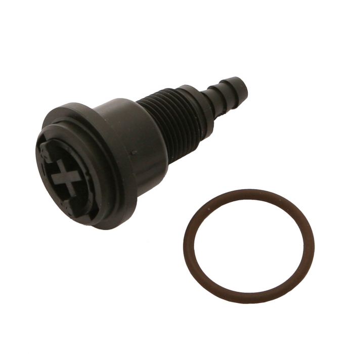 Suction Tube Fitting Assembly for Dosmatic