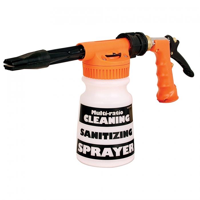 Multi-Ratio Foam Cleaning Gun