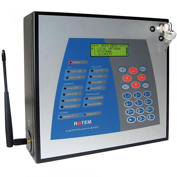 Rotem Communicator Advanced Versatile Communication System