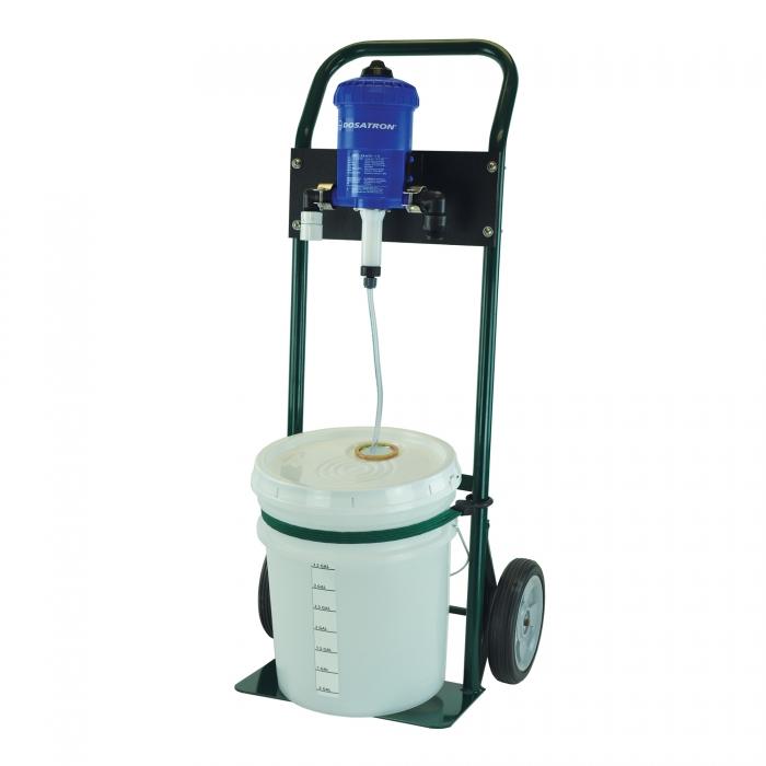 Dosatron Eco-Cart Hook-Up Kit - D25F1