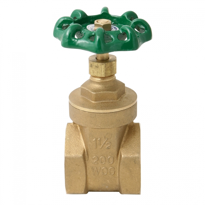 1 1/2 inch Gate Valve for Chemilizer