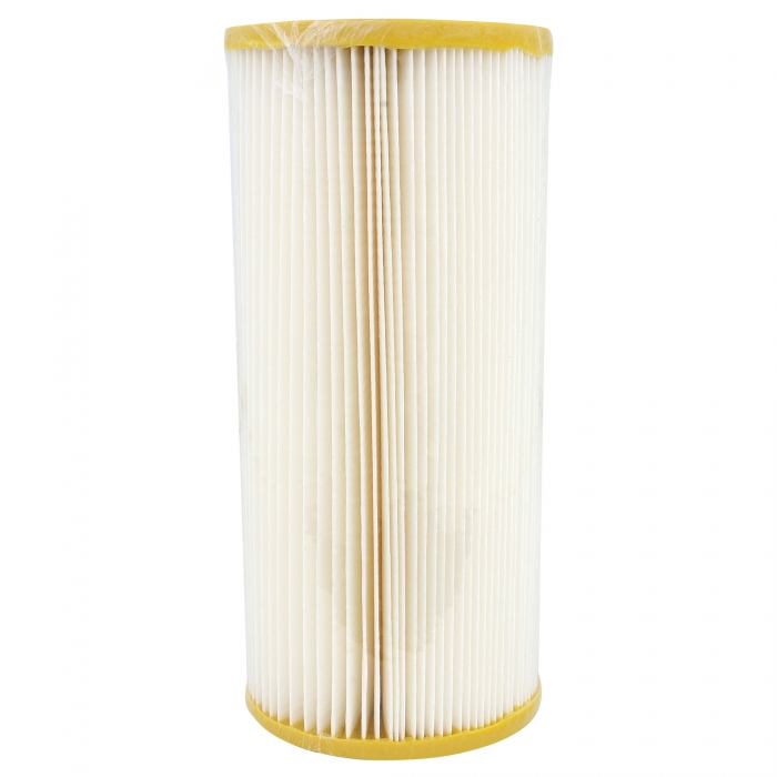 Pleated Polyester Reusable Filter (50 Micron) Filter