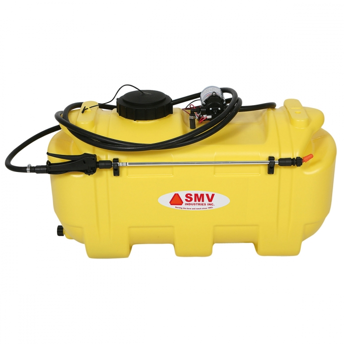 12 Volt Spot Sprayer - 25 Gallon