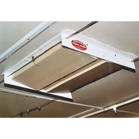 Pruden Actuated Ceiling Inlets - R.O. 17 x 24