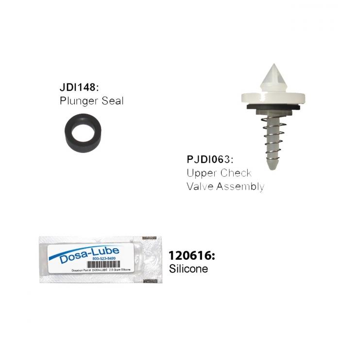 Dosatron PJDI139 MIni-H Seal Kit