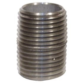 Stainless Steel Closed Nipple 1/2