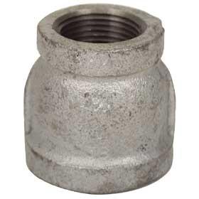 Galvanized Bell Reducer - 3/4