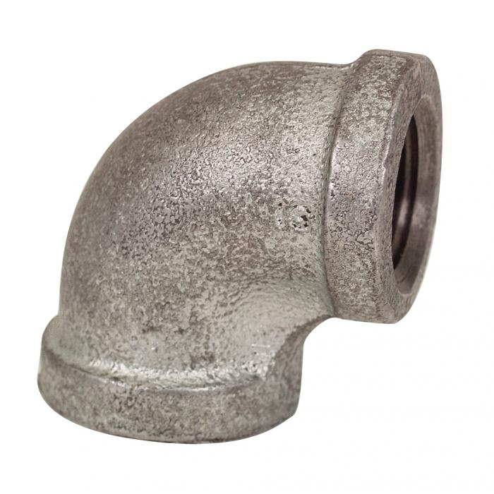 90 Elbow 1/2 inch Galvanized