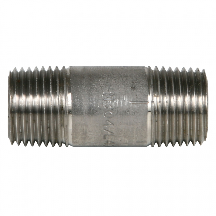 Pipe Nipple - 1/2 x 2 inch