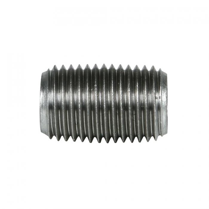 Galvanized Pipe Nipple - 1/4 inch