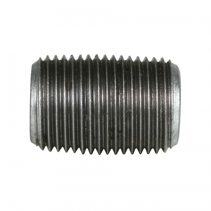 Galvanized Pipe Nipple - 3/8 inch