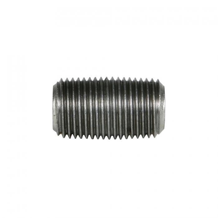 Galvanized Pipe Nipple - 1/8 inch