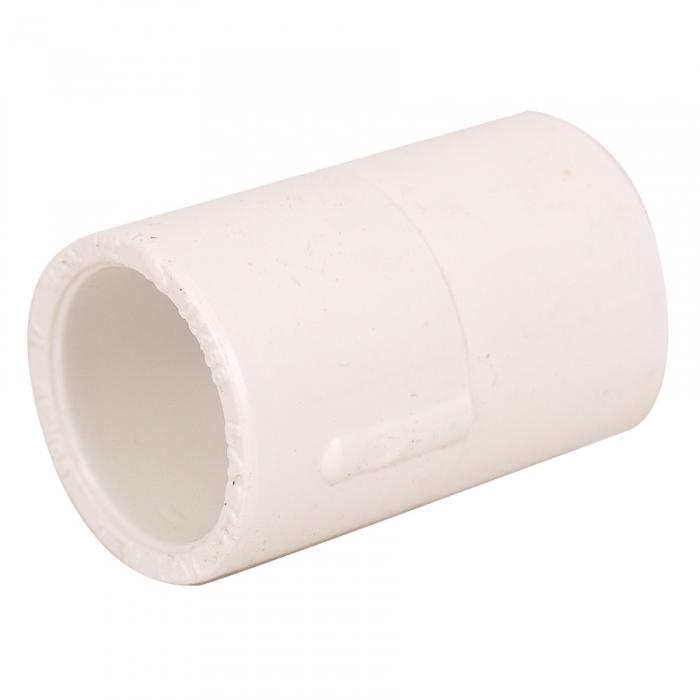 PVC Coupling - 4 inch (Slip x Slip)