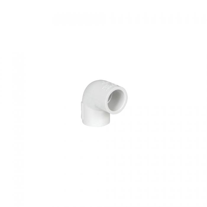 90 degree PVC Elbow (Slip x Slip) - 1/2 inch