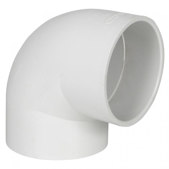 90 degree Elbow - 4 inch (Slip x Slip)