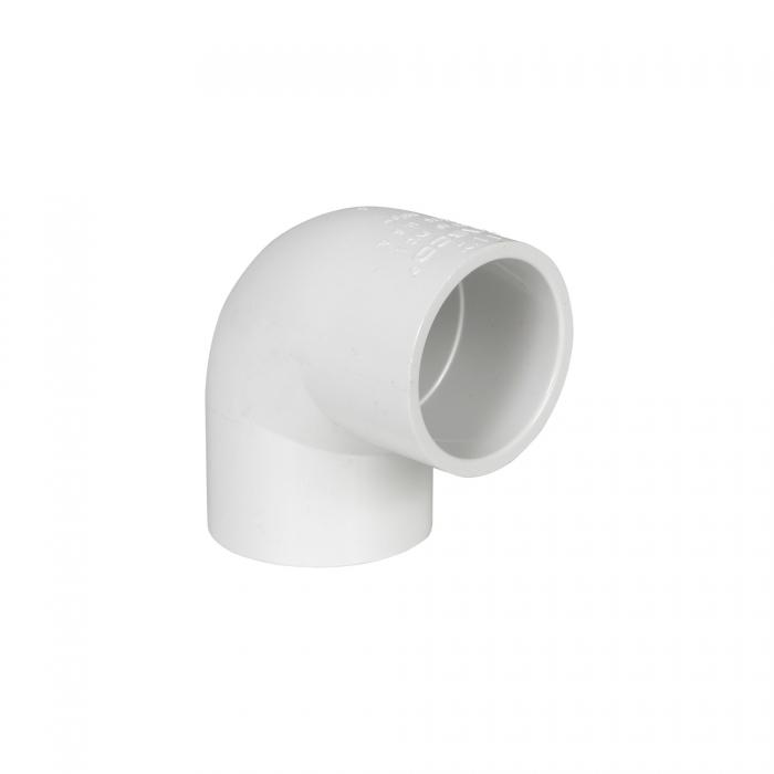90 PVC Elbow (Slip x Slip) 1 1/2 inch