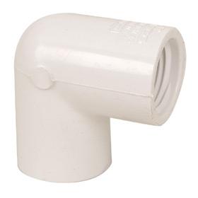 90 PVC Elbow (FIP x FIP) 1 inch