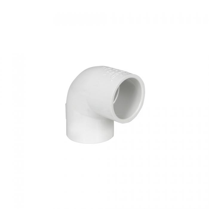 90 PVC Elbow (Slip x Slip) 1 1/14 inch