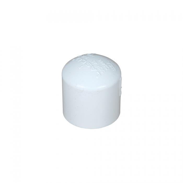 PVC Cap (Slip) - 1 inch