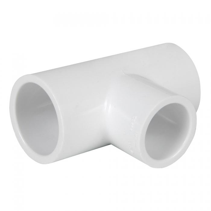 PVC Reducing Tee (Slip x Slip x Slip)
