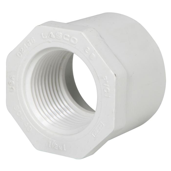 Reducer Bushing - 1 1/2 inch x 1 inch (Spigot x FIP)
