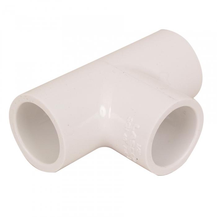 PVC Tee (Slip x Slip x Slip) - 1/2