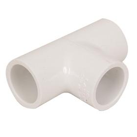PVC Tee (Slip x Slip x Slip) - 2