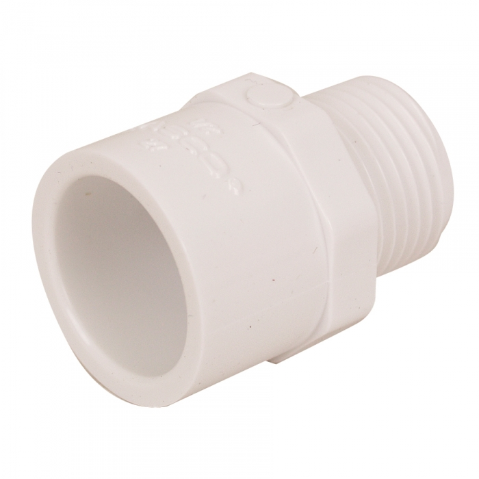 PVC Male Adapter - 1/2 inch