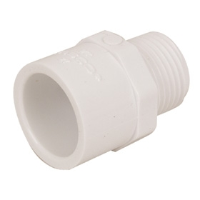 PVC Male Adapter - 2