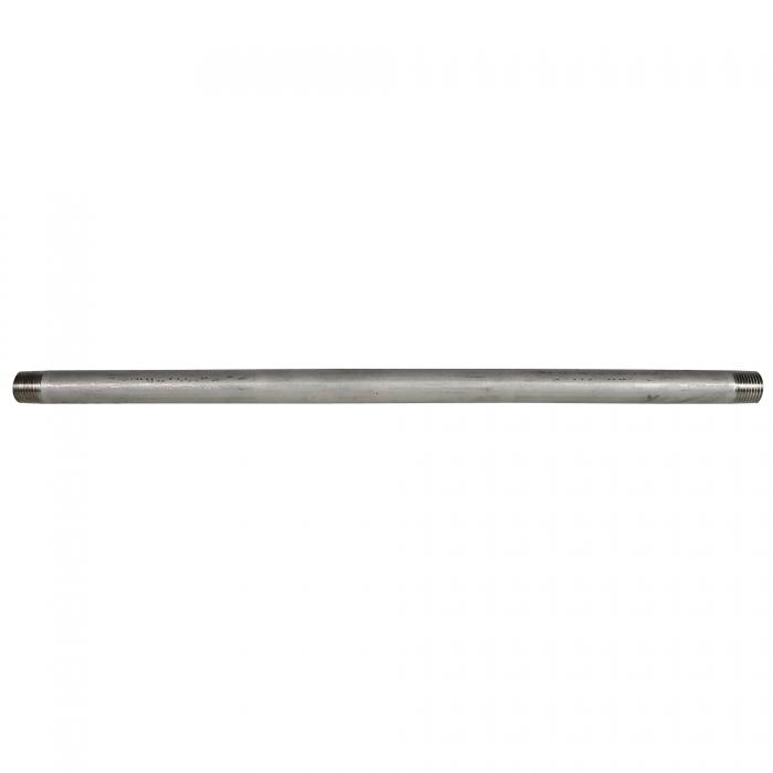 Pipe Nipple - 1/2 x 18 inch