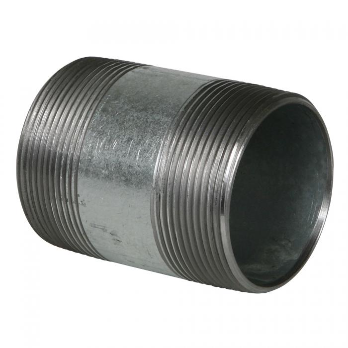 2u0027u0027 x 3u0027u0027 Galvanized Pipe Nipple  sc 1 st  QC Supply & 2