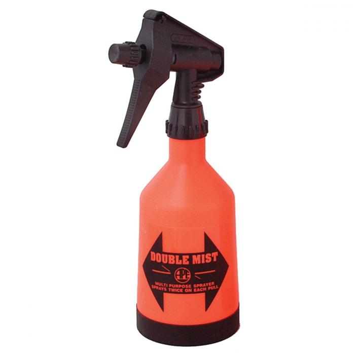 Double-Mist Sprayer - 1/2 Liter (Orange)