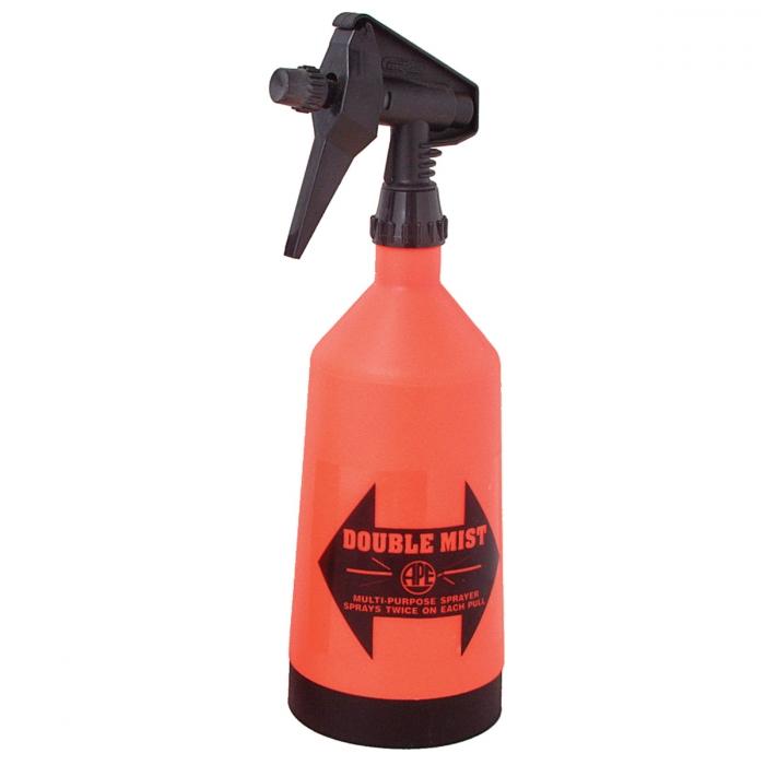 Double-Mist Sprayer - 1 Liter (Orange)