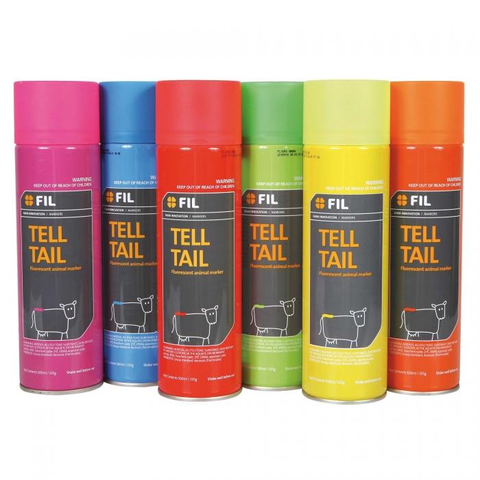Fil Tell Tail Aerosol