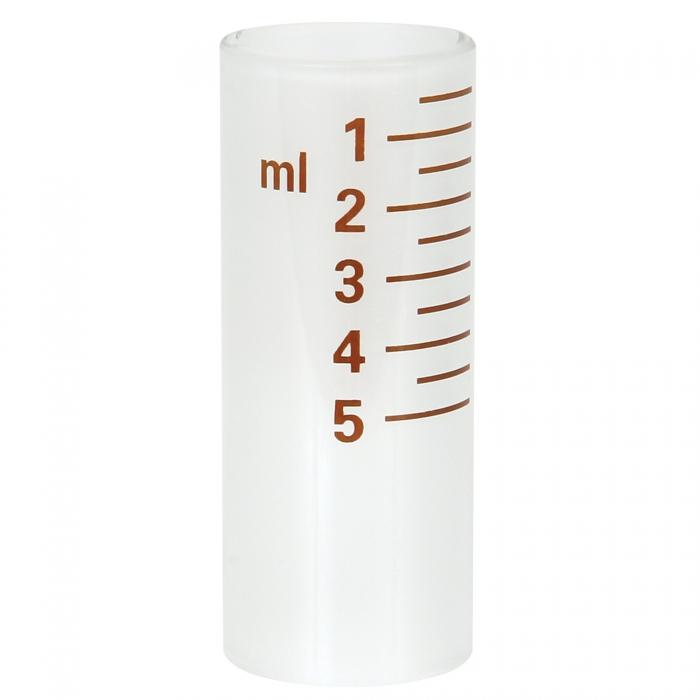 Socorex 5 ml Replacement Barrel - View 1