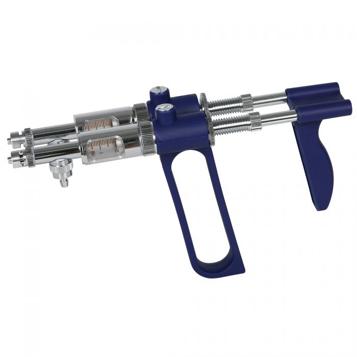 Socorex® Twin Self-Refilling Syringe