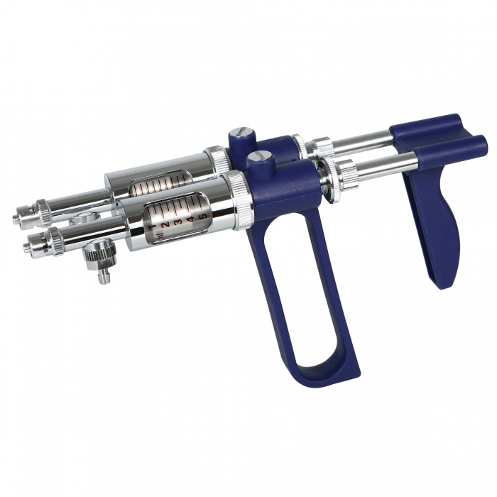 Socorex 5 CC Twin Self-Refilling Syringe
