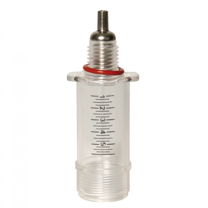 Prima Tech Barrel with O-Ring for 5cc Auto-Fill Marking Syringe