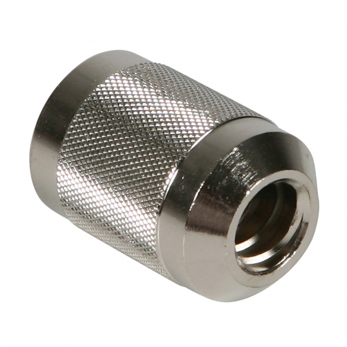 Prima Tech Stainless Steel Needle Nut with Luer Lock - View 1