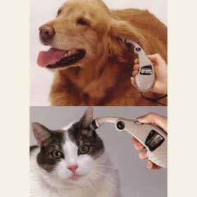 Pet Temp Ear Thermometer