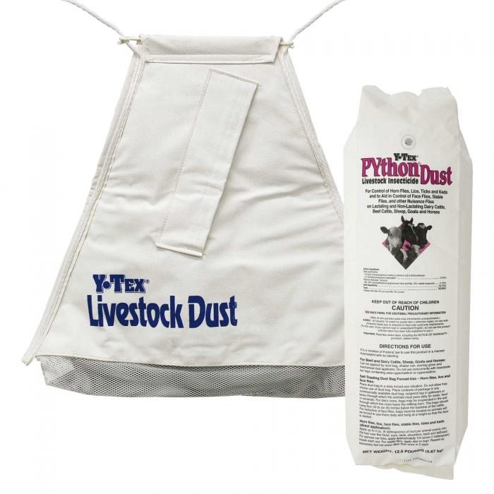 Python Dust - Dust Bag Kit