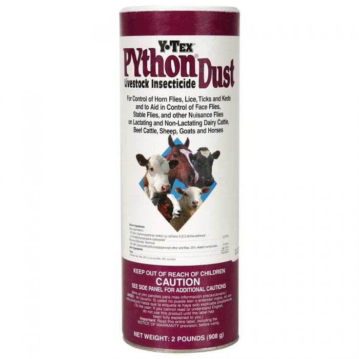 Python Dust - 2 lb. Shaker