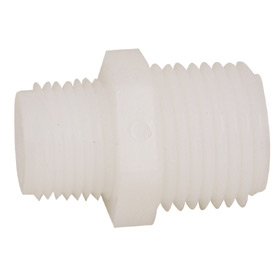 1/2 inch MPT x 3/8 inch MPT Nozzle Body