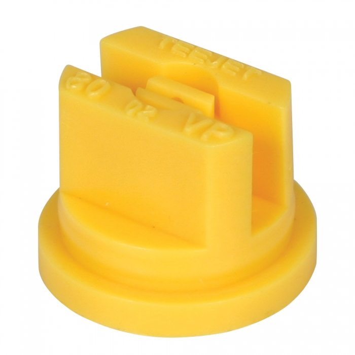 Tee-Jet Flat Spray Nozzle - Yellow