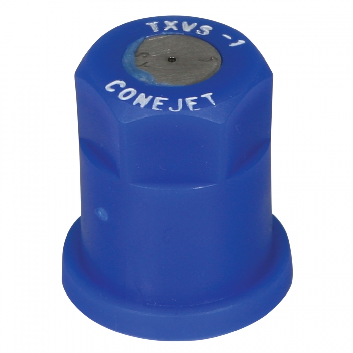 Tee-Jet Hollow Cone Spray Nozzle - Blue